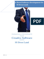 Proposal of Online Based Software Development for SS Dress Land..pdf