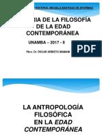 Filosofía Contemporanea. i . 2017 II