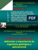 Geologia _ Grupo 1
