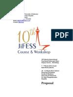 10th JiFESS Sponsorship Proposal English