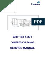 XRV 163 & 204 Service Manual