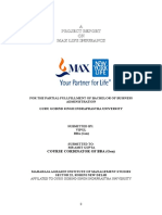 21555526-Project-on-Max-Life-Insuranse.doc