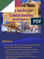 Una Visión Con Cuatro Bestias - Capitulo 7