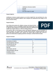 Certification in Business Analytics - Curriculum