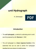 f Unit Hydrograph