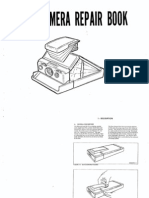 SX-70 Repair Manual