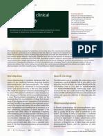 Ferner, R.E.ab Postmortem-clinical-pharmacologyReview 2008