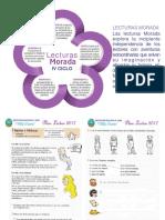 IV Ciclo Lecturas Moradas
