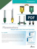 Flowmeter Spec