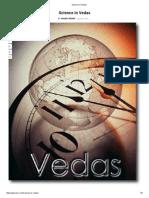 5. Science in Vedas