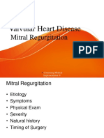 Mitral Regurgitasi
