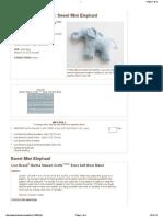 Amiguri Elephant L10408