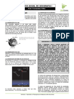 Semana 02 - Geografia i - Coordenadas Geográficas - Fernandes