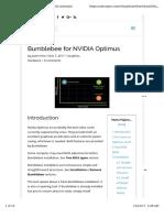 Linux NVidia