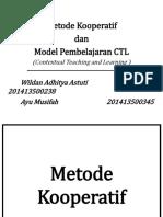 Model pembelajaran CTL.pptx