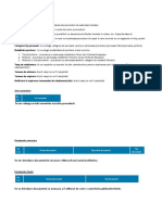 Template Procedura Informationala