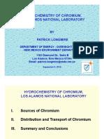 2015HydrochemistryofChromiumLosAlamosNationalLaboratoryt
