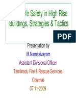 Fire & Safety - Mr. M.namasivayam
