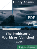The Prehistoric World or Vanished Races