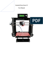 Geeetech Prusa I3 proW User Manual (1).doc
