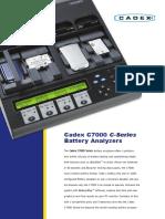 C7x00 C-Series Brochure