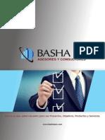Basha sac Brochure