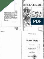 Mircea Eliade - Tainele Indiei