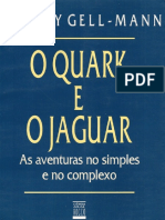 O Quark e o Jaguar - Murray Gell-Mann