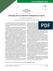Abordaje de La Vía Aérea en Emergencia y Trauma (1)