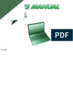 clevo laptop manual