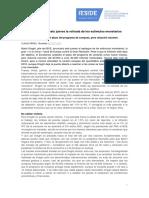 Noticia Economía y política económica