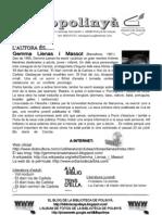 bibliopolinya revista setembre 2010