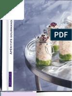 1 - L - Apéritifs gourmands FRENCH eBook