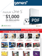 Catalogo BuenFin Gamers