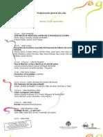 Programación de la Fiesta del Libro y la Cultura 2010