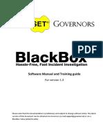Software Manual BlackBox 1.3
