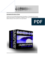 Omnisphere Encompass Guide