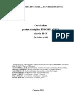 Curriculum Primar Informatica 19032010