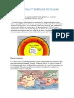 Sismología y Tectónica de Placa