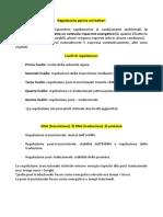 Regolazione genica  (11)