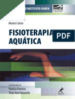 Fisioterapia Aquática Autor(Es )- PARREIRA, Patrícia; BARATELLA, Thaís Verri (Coords.)