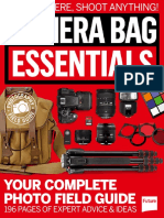 Camera Bag Essentials 2015
