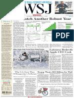 Journal the Wall Street Journal 06.01.2018