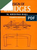 367072433 Bridge Design N Krishna Raju PDF