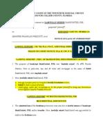 Lawful Seizure of Busted BankUnited, FSB, Ch. 673, Fla. Stat.