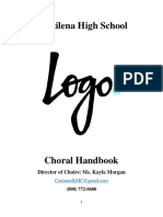1 choral handbook
