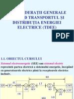 Cap1 - TRANSPORTUL ENERGIEI