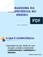 Paradigma Competencia IESM 2012