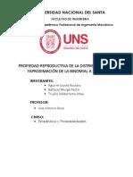 Propiedad Reproductiva de La Distribución Normal