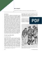 A Century of Prostatic Surgery